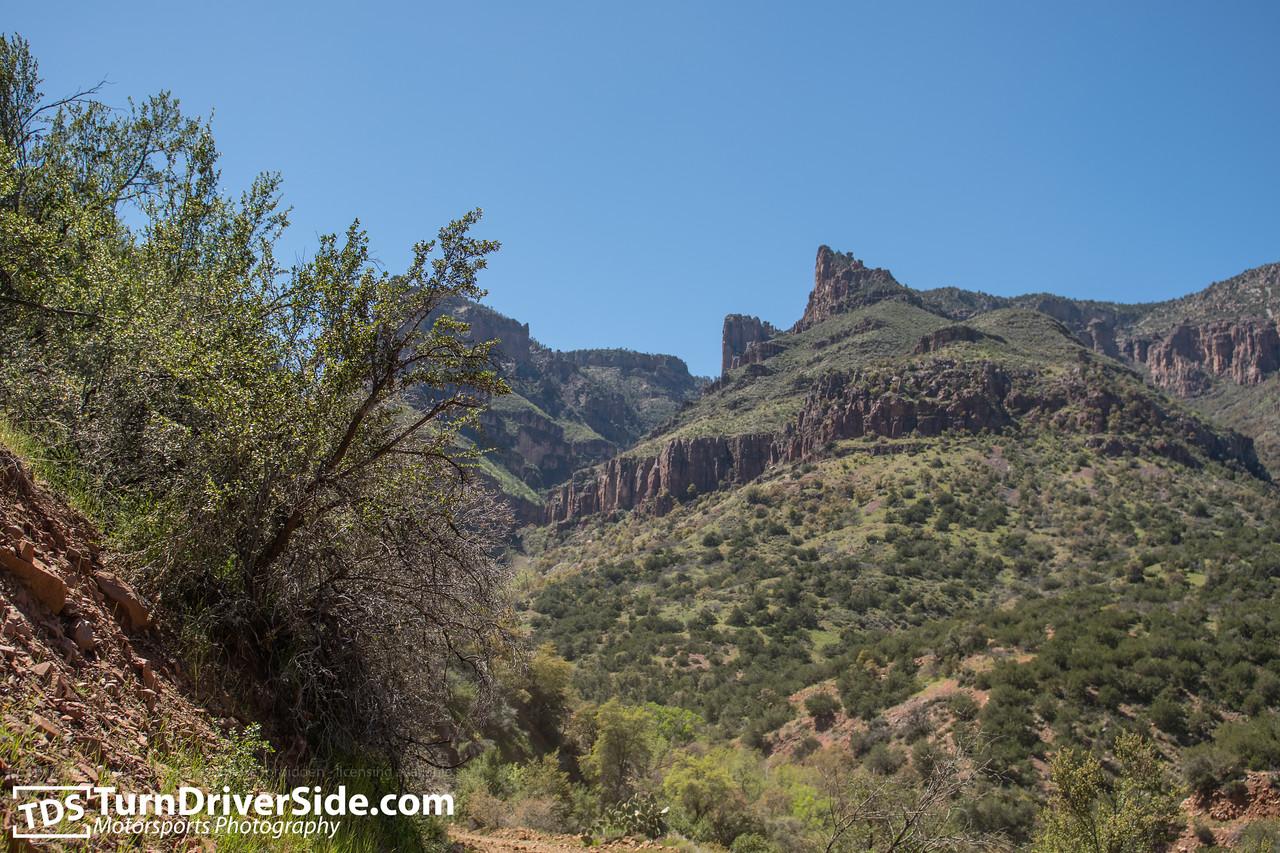 Arizona Cherry Creek FR Forest Road 203 D50 4036 X2