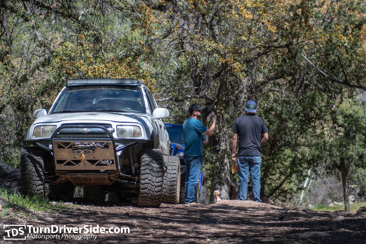 Arizona Cherry Creek FR Forest Road 203 D50 4038 X2