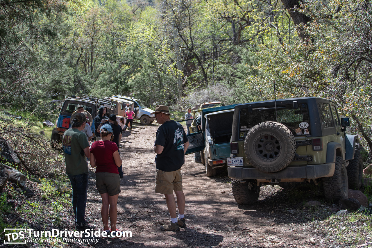 Arizona Cherry Creek FR Forest Road 203 D50 4055 X2