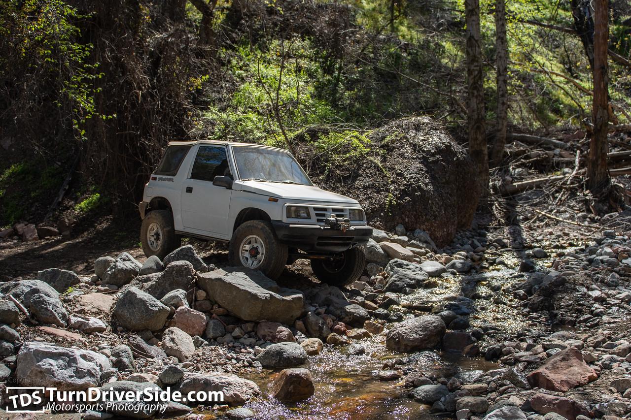 Arizona Cherry Creek FR Forest Road 203 D50 4413 X2