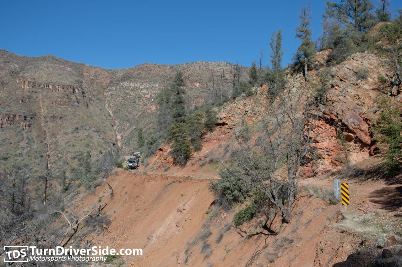 Arizona Cherry Creek FR Forest Road 203 D50 5131 X2