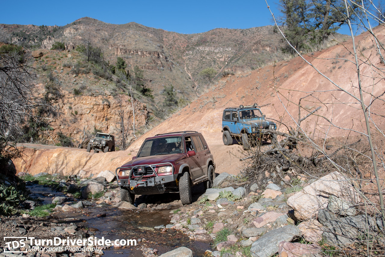 Arizona Cherry Creek FR Forest Road 203 D50 5162 X2