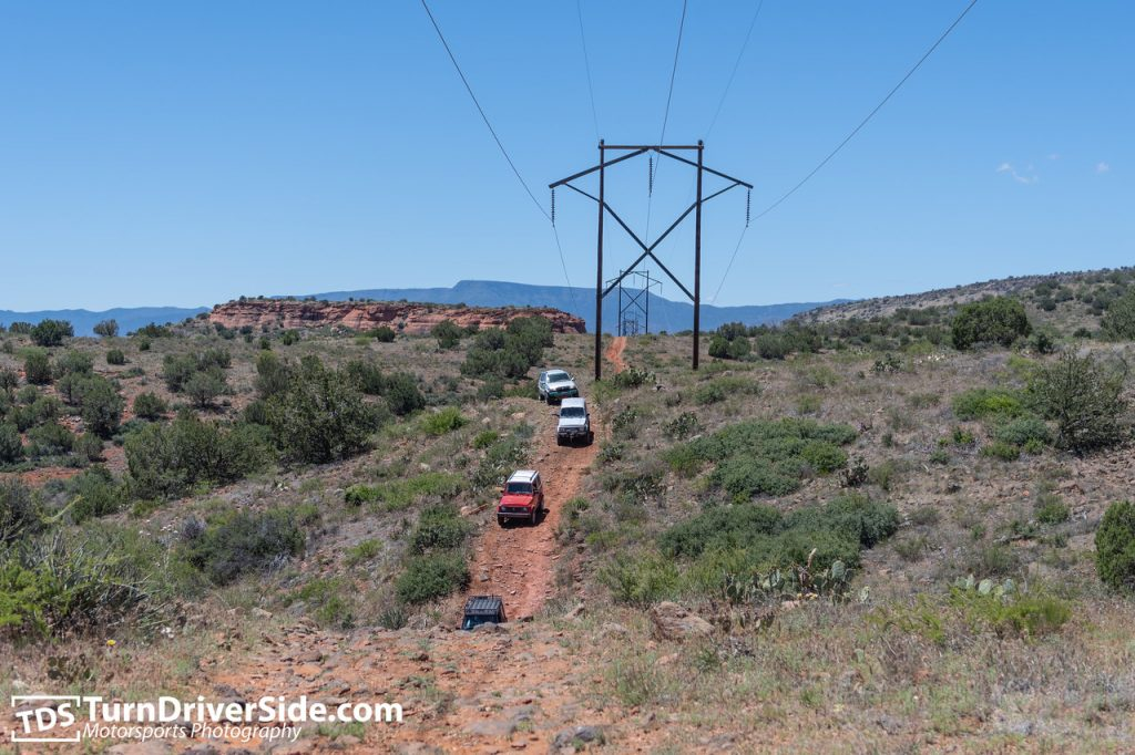 Zuks of Arizona 2019 Zukapalooza Sedona Bill Gray Loop Greasy Spoon Powerline OHV Trail D50 9082 X2