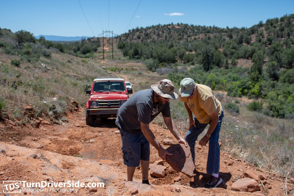 Zuks of Arizona 2019 Zukapalooza Sedona Bill Gray Loop Greasy Spoon Powerline OHV Trail D50 9364 X2