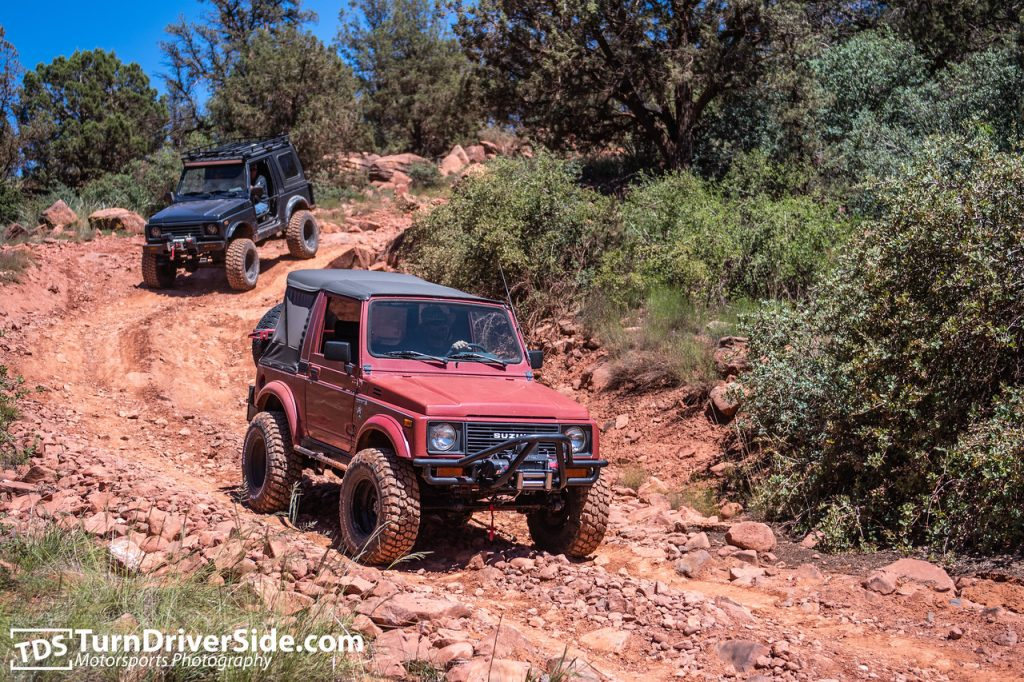 Zuks of Arizona 2019 Zukapalooza Sedona Bill Gray Loop Greasy Spoon Powerline OHV Trail D50 9607 X2