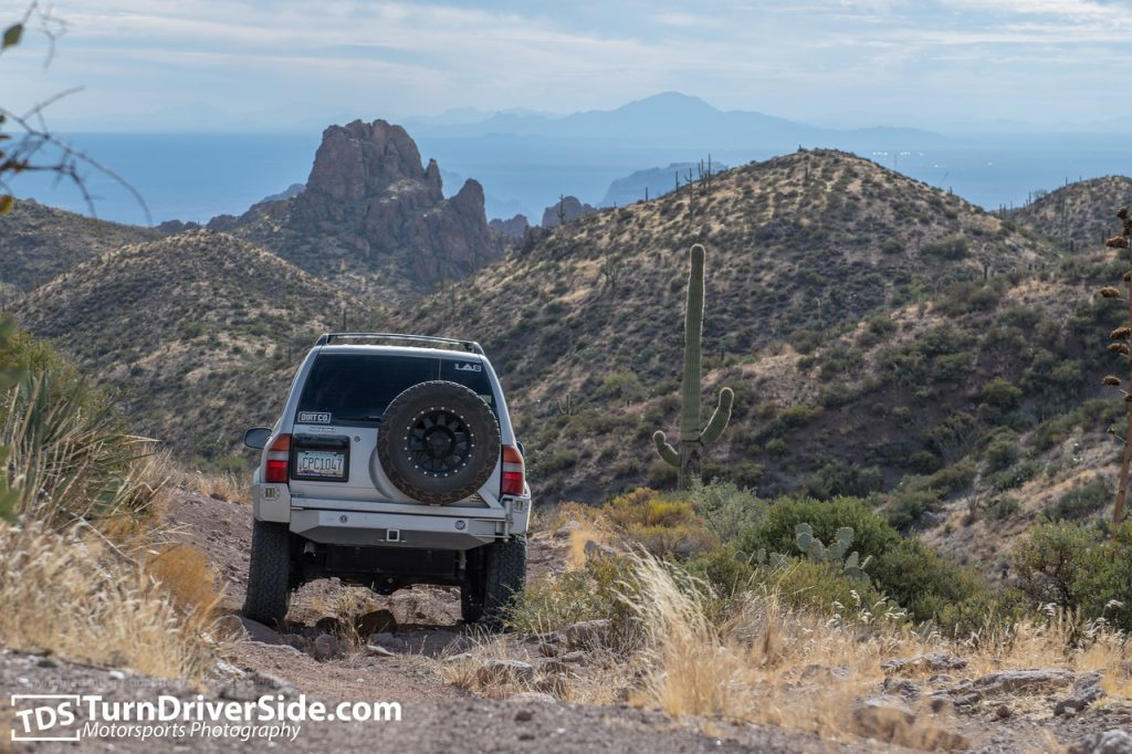 Flat Tire Canyon and Woodpecker Mine Trail OEA 2019 6391 X2
