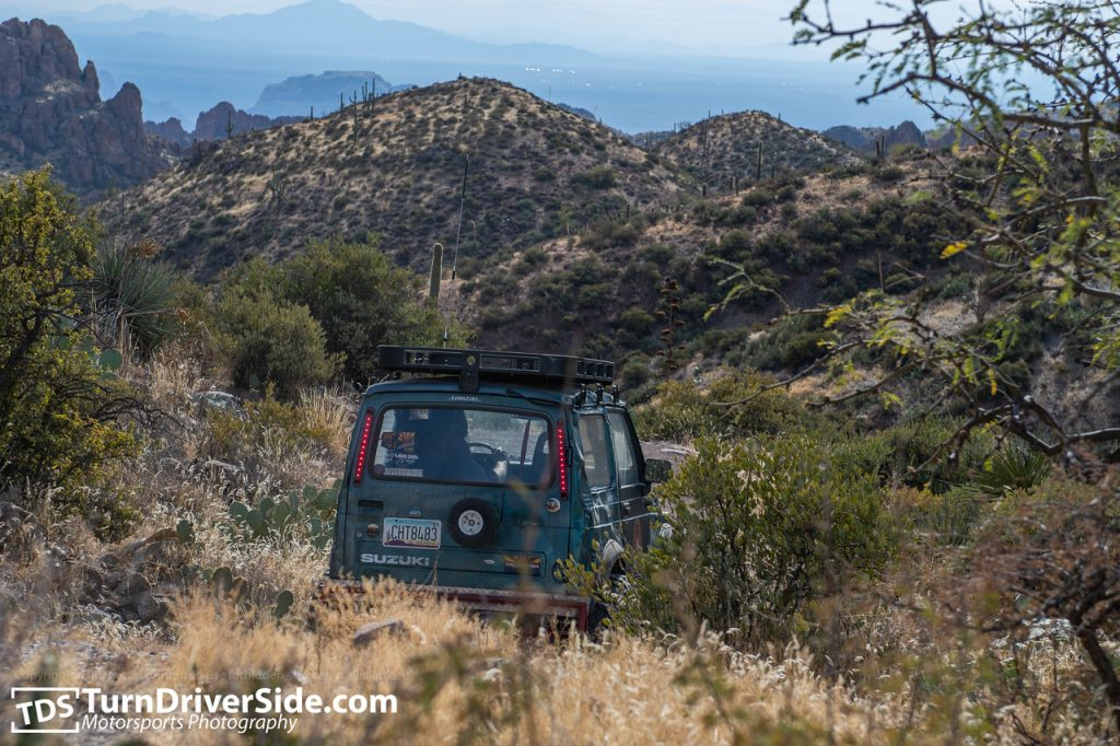 Flat Tire Canyon and Woodpecker Mine Trail OEA 2019 6395 X2