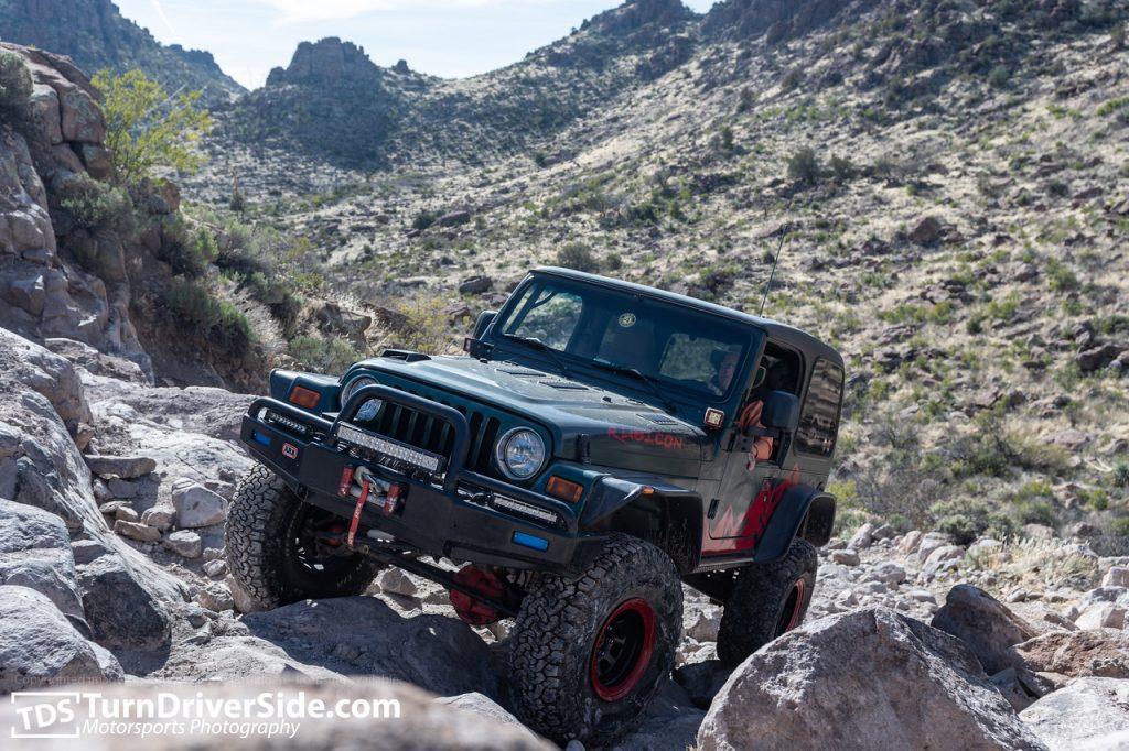 Jim Kawa's Jeep Wrangler